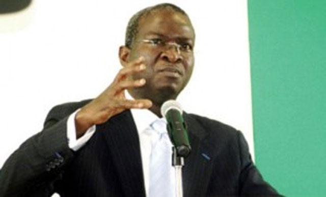Fashola Babatunde Lagos State Governor Lagos State Governor Fashola