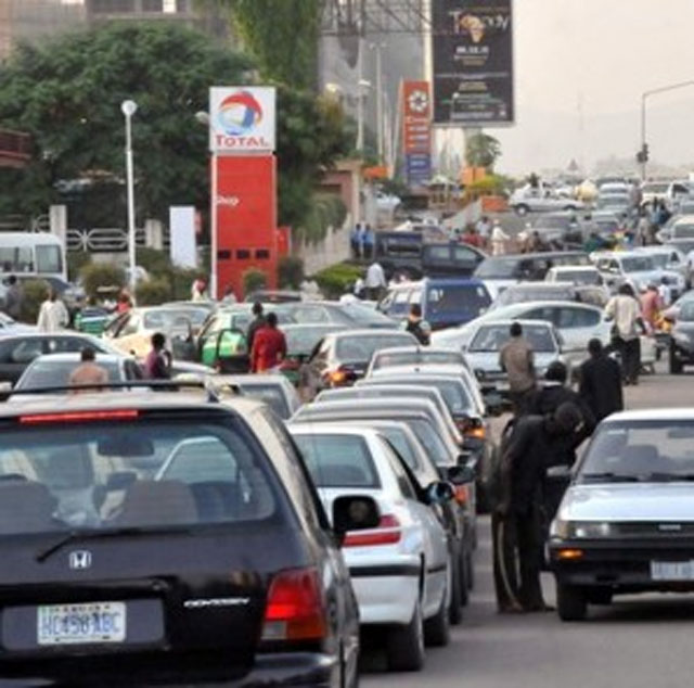 Fuel-scarcity-hits-Delta,-petrol-prices-rise