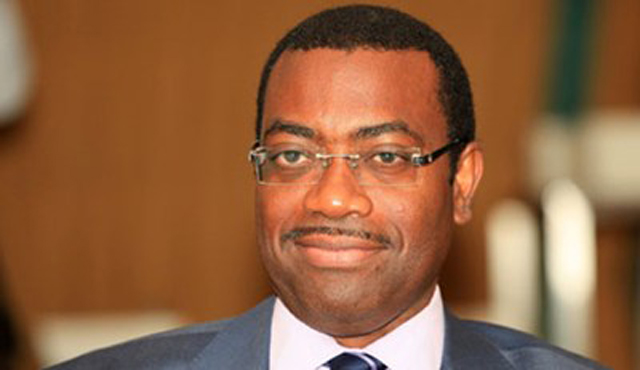 Minister of Agriculture and Rural Development, Dr Akinwunmi Adesina