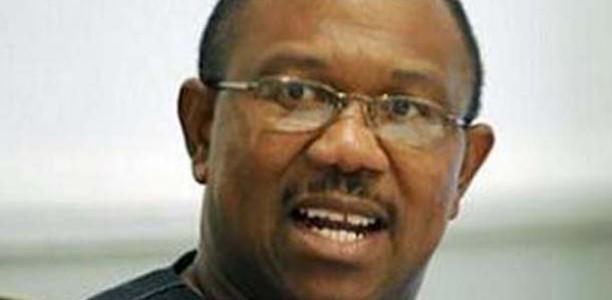 Governor Peter Obi