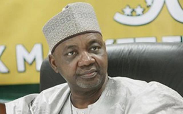 Vice-President Namadi Sambo