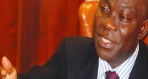Senate's Deputy President and Chairman of its Committee on Constitution Amendment, Ike Ekweremadu