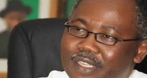 Attorney-General of the Federation and Minister of Justice, Mr. Mohammed Bello Adoke (SAN)