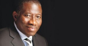 Goodluck Jonathan---