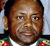 General Sani Abacha