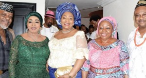 Florence Ita-Giwa is giving her daughter