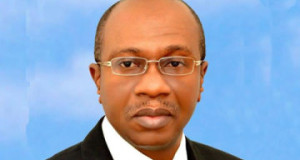 CBN Governor, Mr. Godwin Emefiele