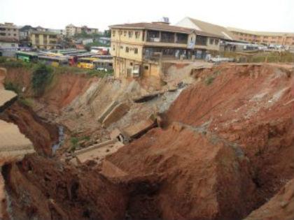 Image result for nigeria Erosion
