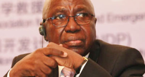 Foreign Affairs Minister Aminu Wali