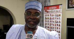 Senator Ahmed Zannah