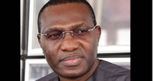 Chairman of the Committee, Senator Andy Ubah (Anambra South)
