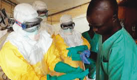 Ebola - Health Workers