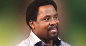 Prophet Temitope Joshua