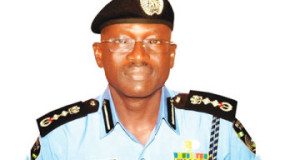 Inspector-General of Police, Mr. Suleiman Abba