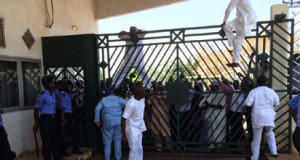 National Assembly - Police tear-gas lawmakers