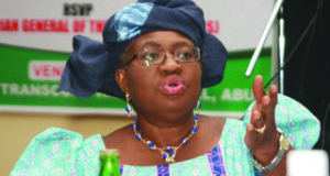 Minister of Finance, Dr Ngozi Okonjo-Iweala