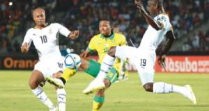 Ghana, Algeria book Qfinal ticket at Nations Cup