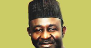 Ex Governor of Adamawa State, Mr. James Ngilari