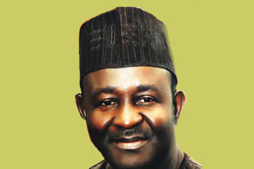 Ex Governor of Adamawa State, Mr. James Ngilari