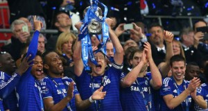Chelsea claim Capital One Cup glory against Tottenham at Wembley