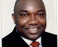 Gov. Ifeanyi Ugwuanyi of Enugu