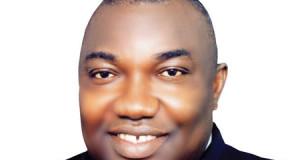 Governor Ifeanyi Ugwuanyi of Enugu