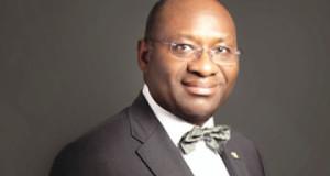 Group Managing Director, Heritage Bank Limited, Mr. Ifie Sekibo