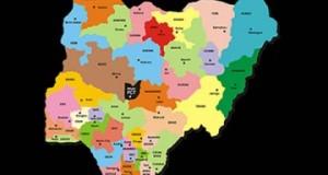 Nigeria - 36 STATES