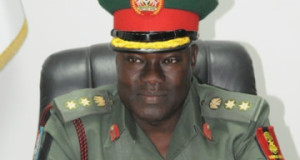 Acting Director, Defence Information, Military Headquarters, Abuja, Col. Rabe Abubakar