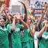 Nigeria's female national basketball team, D'Tigress