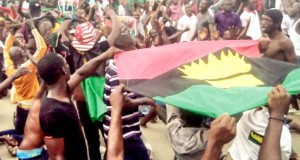 Members of Indigenous People of Biafra (IPOB)
