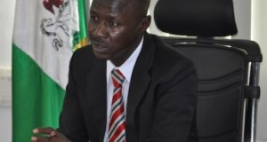 Chairman of the Economic and Financial Crimes Commission, EFCC, Ibrahim Magu