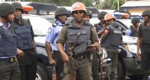 firearm-bearing police officers