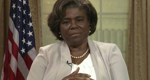 U.S. Assistant Secretary for African Affairs, Ms Linda Thomas-Greenfield