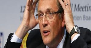 former FIFA secretary-general, Jerome Valcke