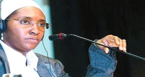 Minister of State for Budget and National Planning, Zainab Ahmed