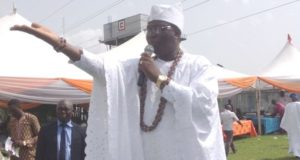 National Co-ordinator of Oodua People's Congress Otunba Gani Adams