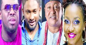 Timaya, Gbenga Adeyinka, Julius Agwu