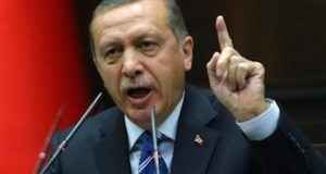 Turkish President Recep Tayyip