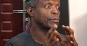 VP, Prof. Yemi Osinbajo