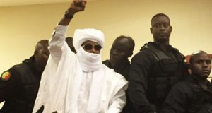 ex-Chadian President