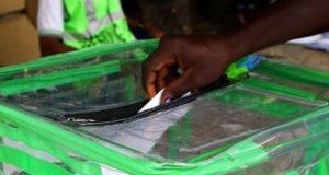 INEC Ballot box