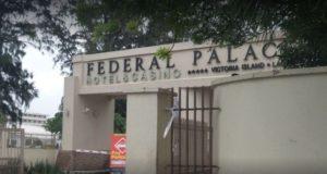 Federal Palace Hotel Ikoyi