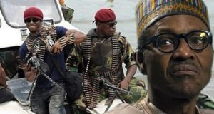 Pres. Buhari warns militants