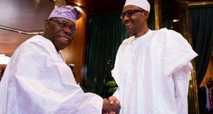 Buhari - Obasanjo