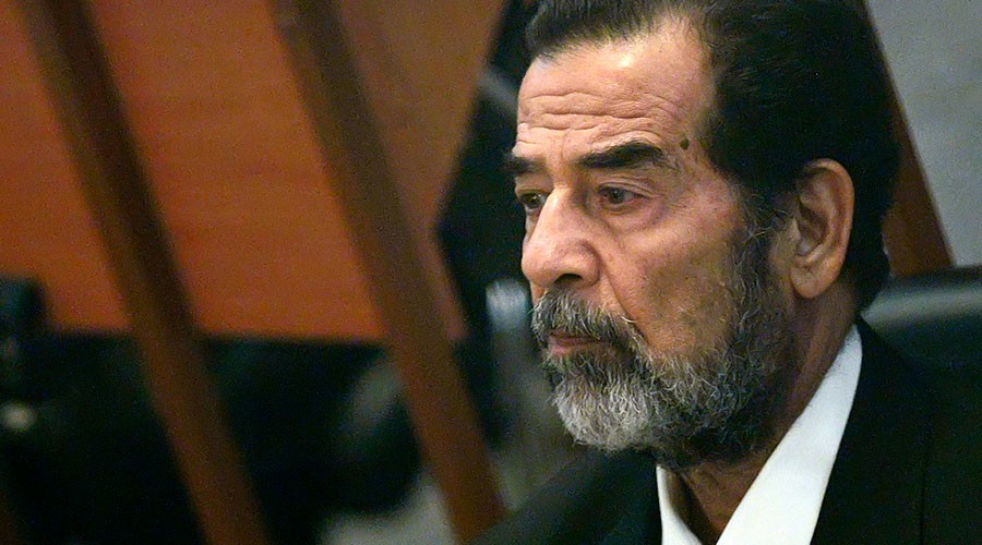 Middle East: Saddam Hussein could have stopped ISIS rise ... Saddam Hussein