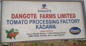 Dangote Farms