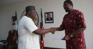Gov. Ugwuanyi appoints Zik's son as Special Adviser
