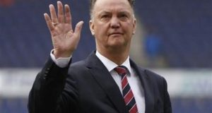 Louis van Gaal retires