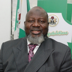 Minister of Communications, Barristrer Adebayo Shittu